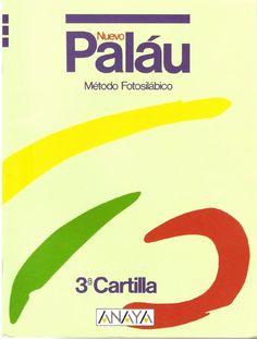 CARTILLA PALAU 3  Método de lectura