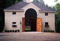 spanish style horse barn - Bing Images