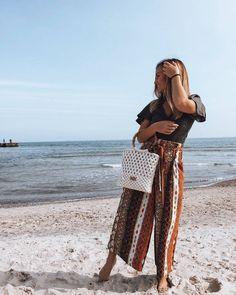"""Polubienia: 72, komentarze: 0 – Justyna Broźna I BOHO handmade (@bloomart.handmade) na Instagramie: """"Pokochałyście ją równie mocno jak ja💙  Cześć w #instawtorek! Dzisiaj patrzę sobie w niebo i marzę o…"""" Bohemian, Instagram, Style, Fashion, Swag, Moda, Stylus, Fashion Styles, Boho"""