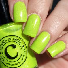 Nail Polish Society>> Colores de Carol Beach Boys Live Collection Swatches And Review