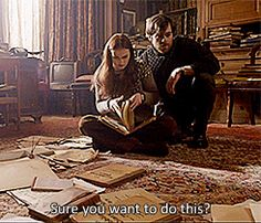 Roger and Brianna -Outlander Season 2 Finale
