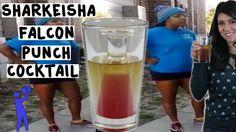 The Sharkeisha Falcon Punch Drink - Tipsy Bartender (+playlist)