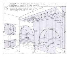 Zadatak-za-sencenje.jpg __ / Овај задатак је намењен свима којима треба нека вежб аиз сенчења јер се на овој слици налазе сви елементи који се вежбају: отвори у зиду разноразних облика ... //... gyakorolják: a falnyílás a különböző formák ...//