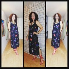 Mad For Fashion News - Look who was featured in this article! The Best Summer Maxi Dresses: Real Outfits of Fashion Bloggers #StyleHunters #latinafashionblogger #realoutfitgram