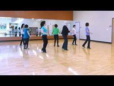 ▶ Walk Alone - Line Dance (Dance & Teach) - YouTube ♥ Ridin'