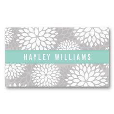 Girly Chic Elegant Vintage Floral Roses Business Card Templates - Cute business cards templates free