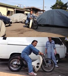 Proyecto Honda C90 Slammed