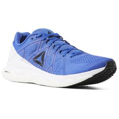 Reebok Shoes Men s Floatride Run Fast in Cobalt White Gold Size 7.5 - Running  Shoes 101ba123c