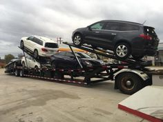 13 Best 6 Car Hauler Trailers By Infinity Trailers Images Car