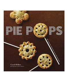 Pie Pops Recipe Book