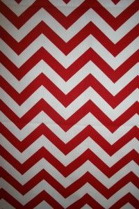Love love love this Chevron pattern! Looks even better covering the plastic flap of your dog door!