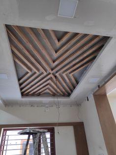 Wooden Ceiling Design, Interior Ceiling Design, House Ceiling Design, Ceiling Design Living Room, Bedroom False Ceiling Design, Wooden Ceilings, Home Ceiling, Home Room Design, Ceiling Decor