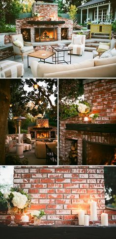 Love the idea of extending the house outside..Dream House Ideas | Emily Ann Interiors