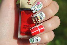 Birthday manicure!