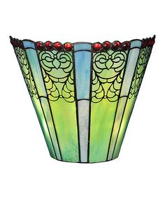 Look at this #zulilyfind! Fleurs Wireless LED Wall Sconce by River of Goods #zulilyfinds