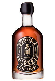 Calvados Inspired Organic Brandy Joins the Award-Winning Line-up… Alcohol Bottles, Liquor Bottles, Wine Packaging, Cosmetic Packaging, Rum Bottle, Whiskey Bottle, Brandy Liquor, Best Cigar Humidor, Apple Whiskey