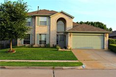 2426 Garden Creek Dr, Arlington, TX 76018. 4 bed, 2.1 bath, $179,500. Corner Lot Home with...