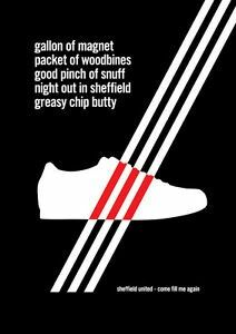 Adi-ShefUtd Blades-art Adidas Og, Football Casuals, Sheffield United, Cool Kids, Adidas Originals, Night Out, Trainers, Classic, Vintage