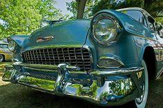 Classic Cars 1950's