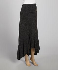 Look at this #zulilyfind! Luna Claire Gray Mermaid Skirt by Luna Claire #zulilyfinds