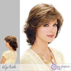 Estetica Design - NATALIE - Synthetic Full Wig