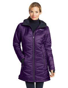 Amazon.com: Columbia Women's Mighty Lite Hooded Jacket: Clothing #winter