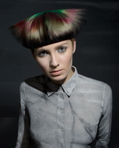 Meet the 2014 NAHA Finalist: Berry Bachen | Haircolor