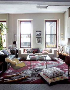 NY eclectic