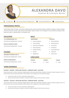 Word Resume & Cover Letter Template #resume #cv #CVTemplate #stationery #StationeryDesign #template #graphicdesign #graphic #GraphicRiver #designresources #BestDesignResources Resume Cover Letter Template, Cv Template, Templates, Professional Profile, Professional Resume, Curriculum Vitae Resume, Resume Cv, Stationery Design, Lorem Ipsum