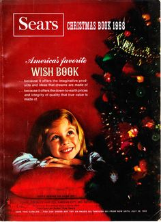Every year I got to mark what I wanted from Santa in the Sears Christmas Book.. it was so exciting!!