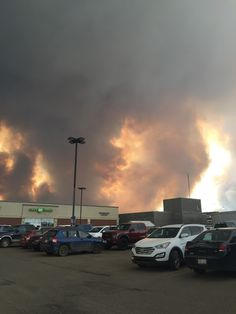 One Day at a Time: Fort McMurray Wildfire: My Evacuation