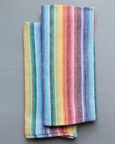 Linen Me Rainbow #2