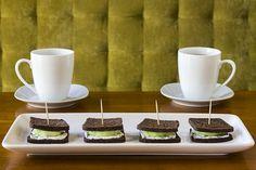Recipe: Tea Time Cucumber + Cheese Sandwiches