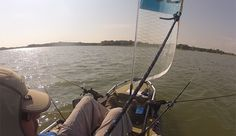 """Sailing a Hobie """"Pro Angler"""""""