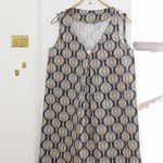 """Tunic dress with """"Citrus Trees"""" fabric from FOLK MODERN"""