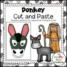 Donkey Cut and Paste