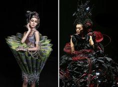 Guo Pei - Haute Couture ''Made In China'' with Italian Silk by Mira @thesecretcodeditor on @sbaam http://sba.am/l8ika1b3dk4