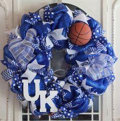 University of Kentucky Wildcats UK Basketball by MurryLaneMemories