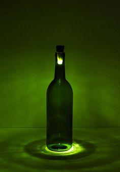 Bright of my Life Bottle Light   Mod Retro Vintage Decor Accessories   ModCloth.com
