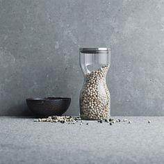 Buy Georg Jensen Alfredo Storage Jar, H13.5 x Dia.6cm Online at johnlewis.com £20.00