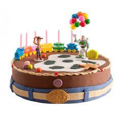 Kit décoration Toy Story deluxe pour gâteau