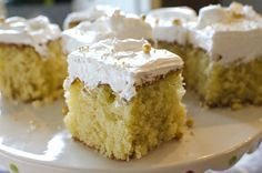 Pumpkin Blondies- The Cooking Bowl Food Cakes, Cupcake Cakes, Cupcakes, Baking Recipes, Cake Recipes, Dessert Recipes, Desserts, Cooking Bowl, Brown Butter Frosting