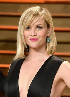 Reese Witherspoon attends the 2014 Vanity Fair Oscar Party hosted by Graydon Carter on March 2, 2014 in West Hollywood, California.