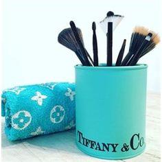 Lata Porta Pincéis Tiffany & Co.