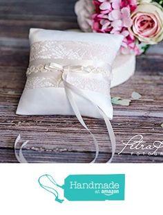 Ringkissen Wedding Pillow Hochzeit Ringe ivory natur beige Braut Dekoration AK6 von der Perle Wismer https://www.amazon.de/dp/B06XQWV5JZ/ref=hnd_sw_r_pi_dp_laVZybKK0YZKB #handmadeatamazon