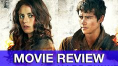 Maze Runner: The Scorch Trials Movie Review - Dylan O'Brien, Kaya Scodel...