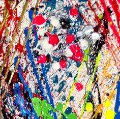 Splatter Paint Party