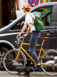 13 pièces nécessaires pour une ballade à vélo avec style :