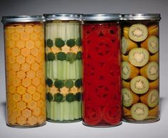 Home canning - tidy and beautiful as art! Home Canning, Canning Jars, Mason Jars, Old Recipes, Unique Recipes, Canning Pickles, Pickles Recipe, Food Safety Guidelines, Money Saving Meals