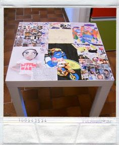 custominser une table